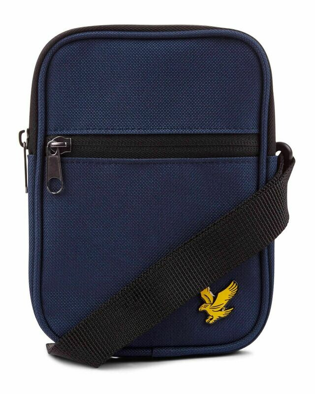 Lyle & Scott | Mini Messenger - Navy