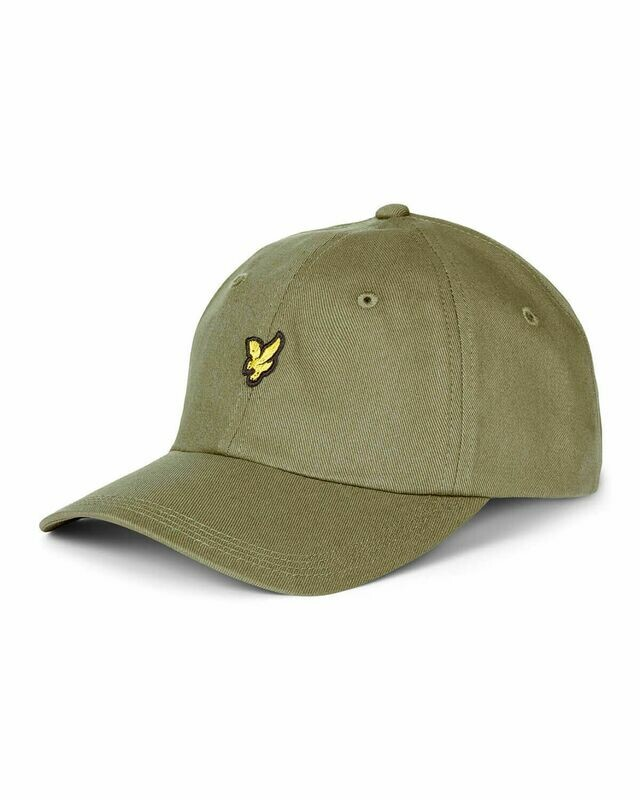 Lyle & Scott | Baseball Cap - Lichen Green