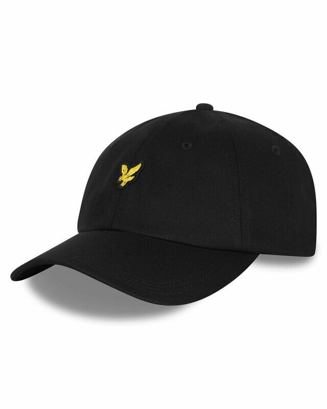 Lyle & Scott | Baseball Cap - True Black