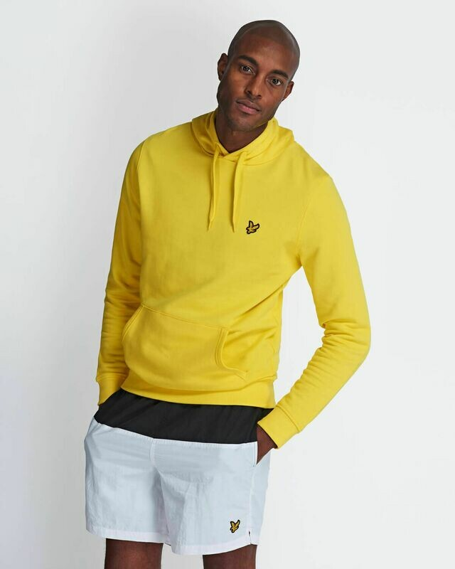 Lyle & Scott | Pullover Hoodie - Buttercup Yellow