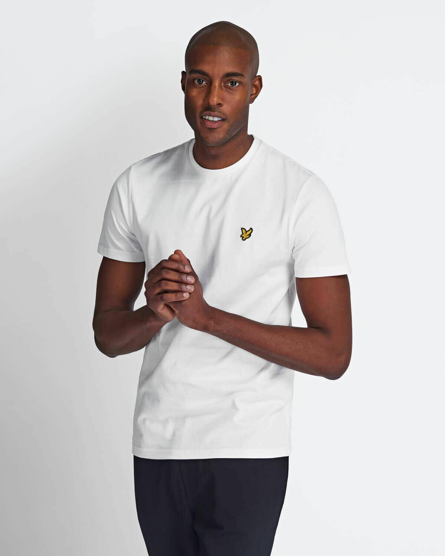 Lyle & Scott | Crew Neck T-Shirt - White