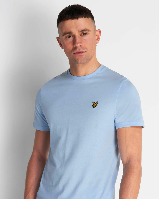 Lyle & Scott | Crew Neck T-Shirt - Pool Blue