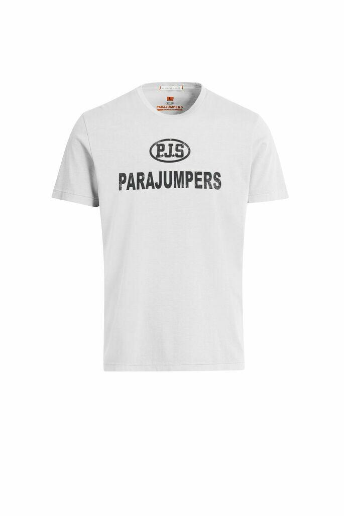 Parajumpers | T-Shirt Jonny - White