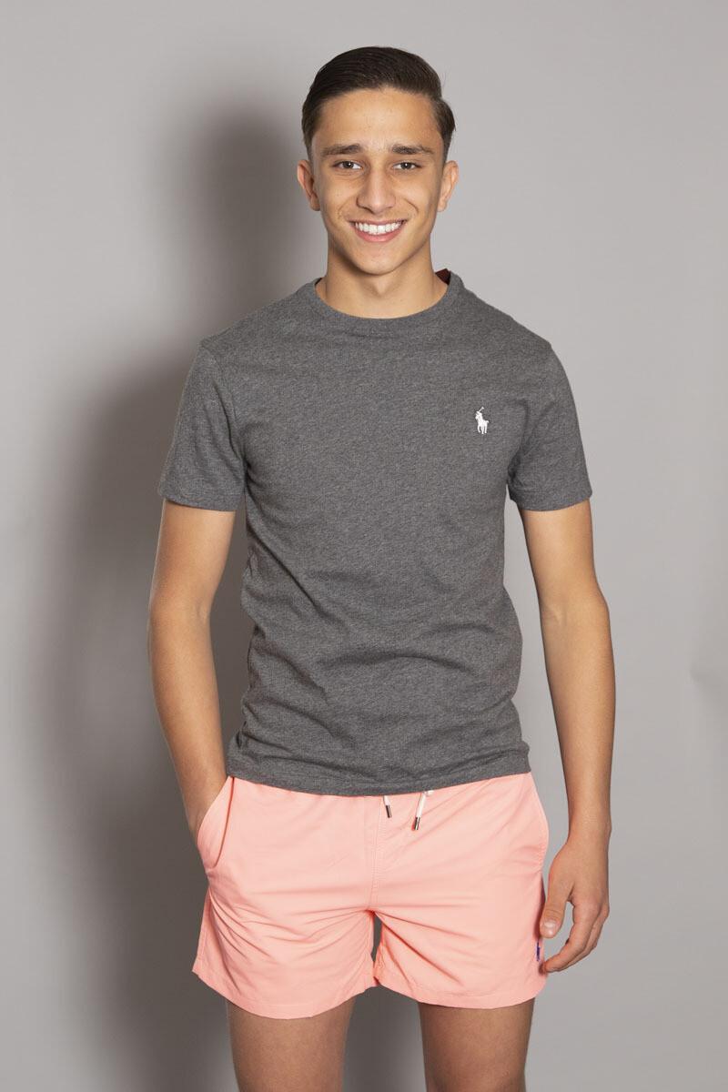 Ralph Lauren I Basic shirt - Grey