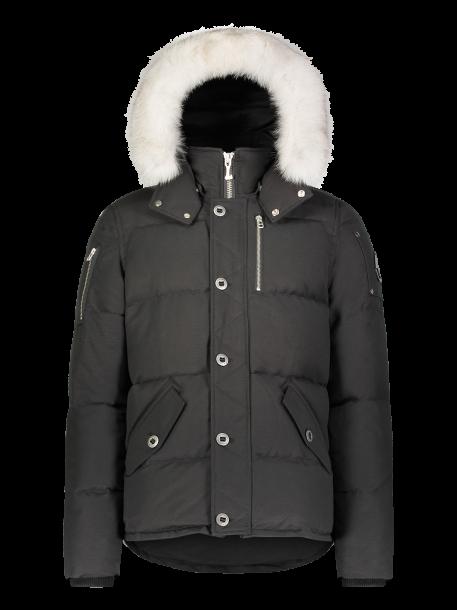 Moose Knuckles | 3Q Jacket | Black/Natural