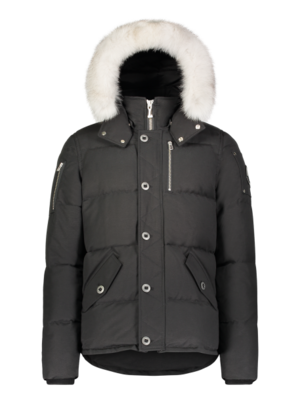 Moose Knuckles | 3Q Jacket | Black/Natural