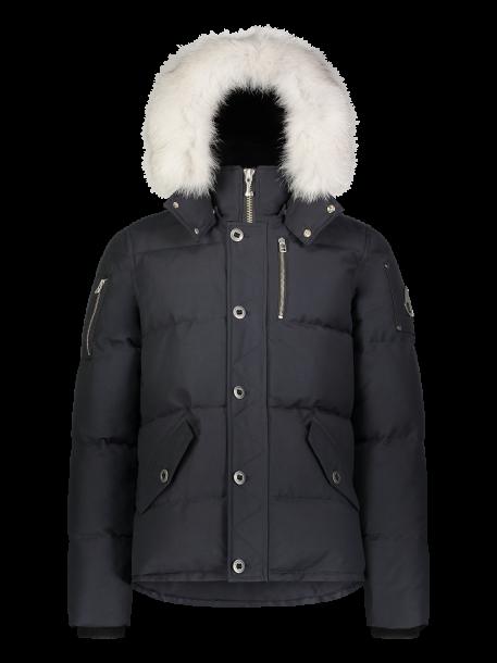Moose Knuckles | 3Q Jacket | Navy/Natural