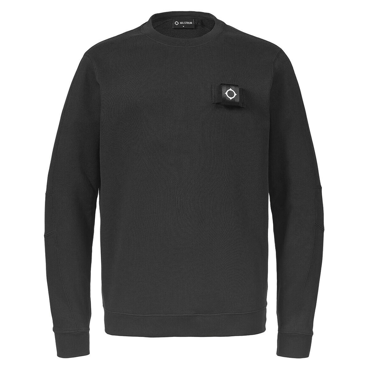 Mastrum | training crew | jet black
