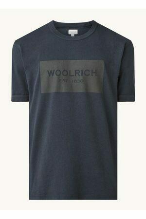 Woolrich | t-shirt | blue