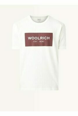 Woolrich | t-shirt | white