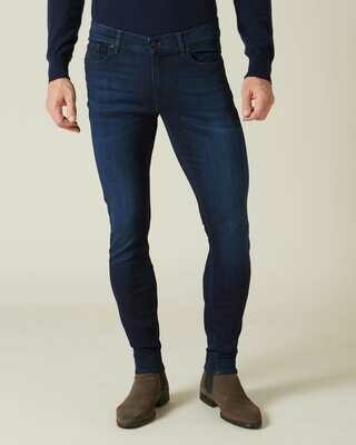 Seven | ronnie tapered luxe performance plus | deep blue