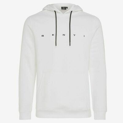 Genti | hoody | white