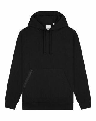 Lyle & scott | casuals hoodie met ritszak