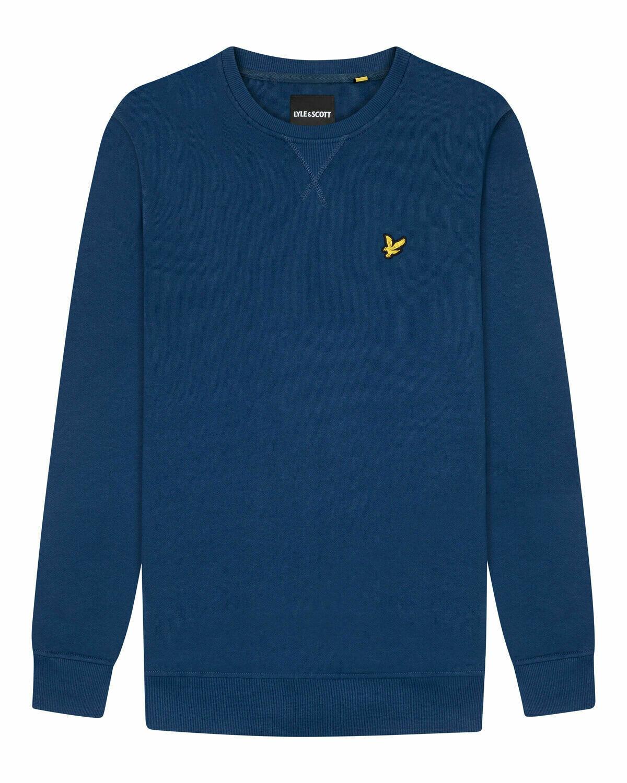 Lyle & scott | sweatshirt met ronde hals