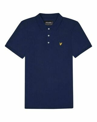 Lyle & Scott | Stretch Polo Shirt | Navy