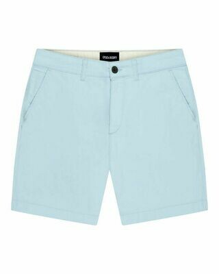 Lyle & Scott | Chino Short | Deck Blue