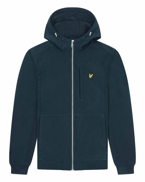 Lyle & Scott | Softshell Jacket | Dark Navy