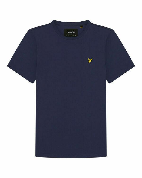 Lyle & Scott | Crew Neck T-shirt | Navy