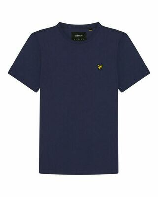 Lyle & Scott | Crew Neck T-shirt | Navy