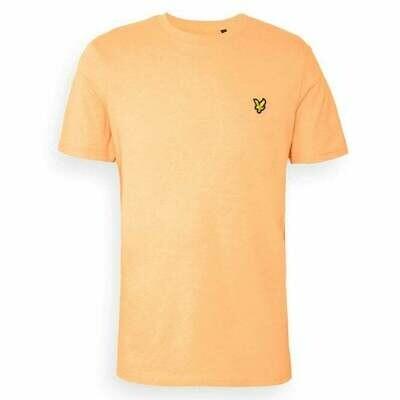 Lyle & Scott | Plain T-Shirt | Melon