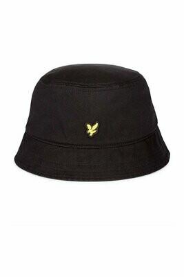 Lyle & Scott | Bucket Hat | True Black