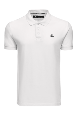 Moose Knuckles | Polo Shirt | White