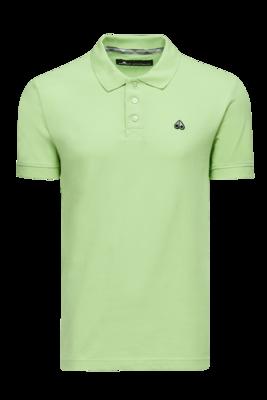 Moose Knuckles | Polo Shirt | Lime