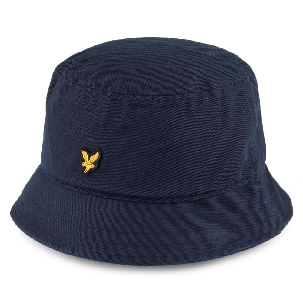 Lyle & Scott | Bucket Hat | Dark Blue