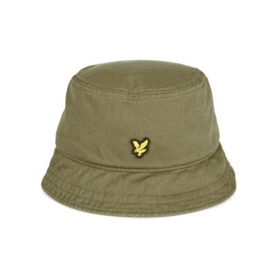 Lyle & Scott | Bucket Hat | Lichen Green
