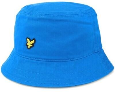 Lyle & Scott | Bucket Hat | Ocean Blue