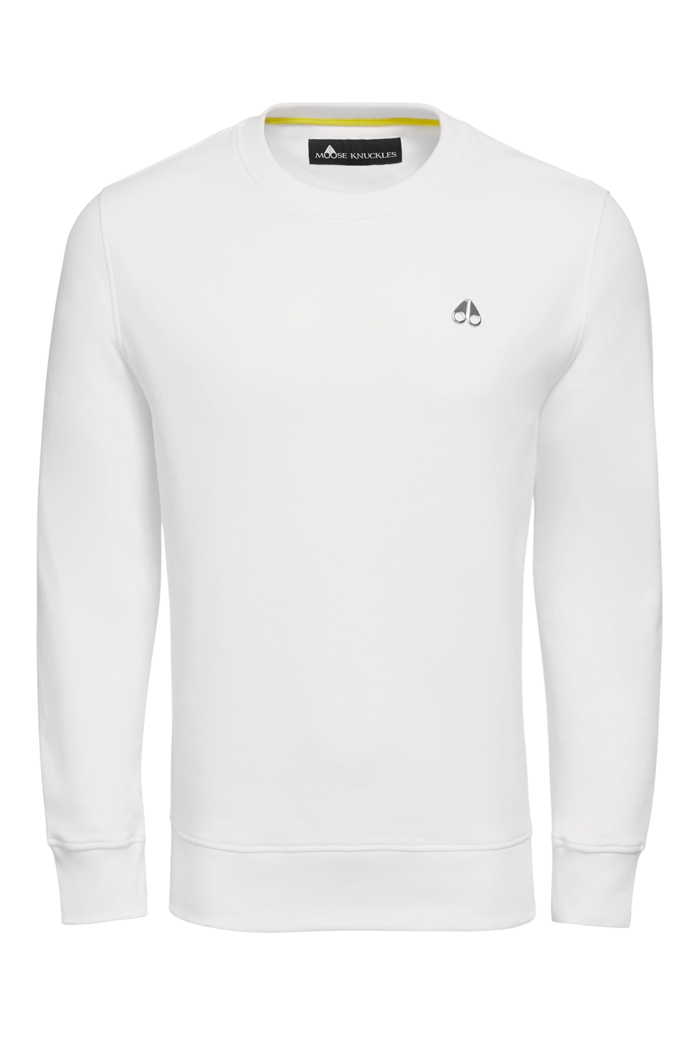 Moose Knuckles | Greenfield Pullover | White