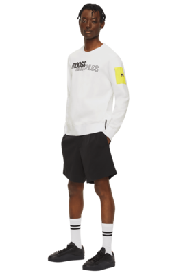 Moose Knuckles | Transit Pullover | White