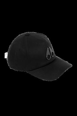 Moose Knuckles | LOGO ICON CAP | Black/Black Logo