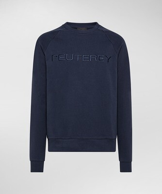 Peutery | sweatshirt GUARARA | Graphite Blue