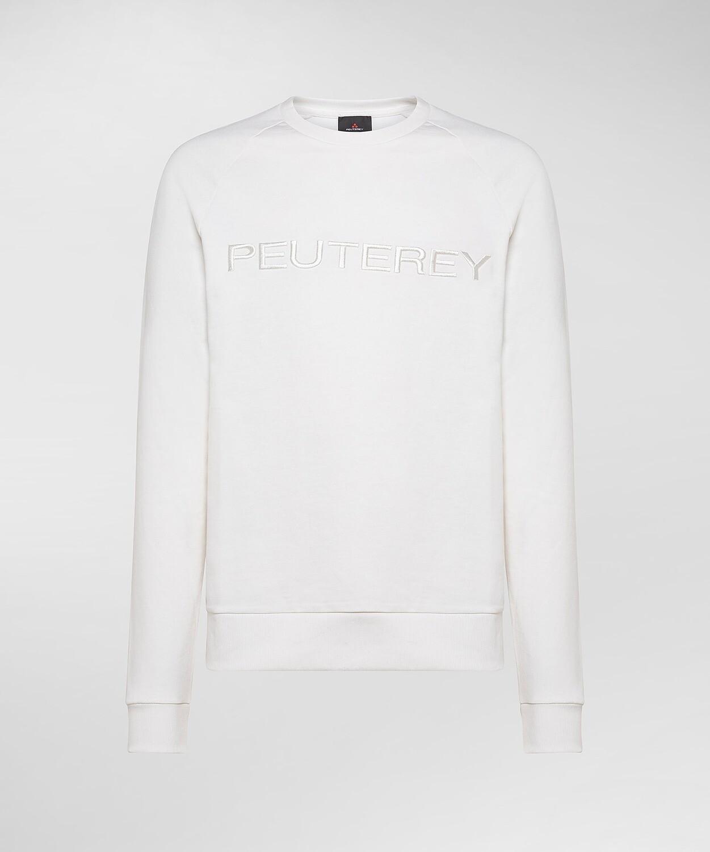 Peutery | Sweatshirt GUARARA | White