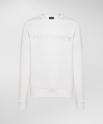 Peutery | Sweatshirt GUARARA | White