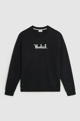 Woolrich | Sweatshirt | Melton Blue
