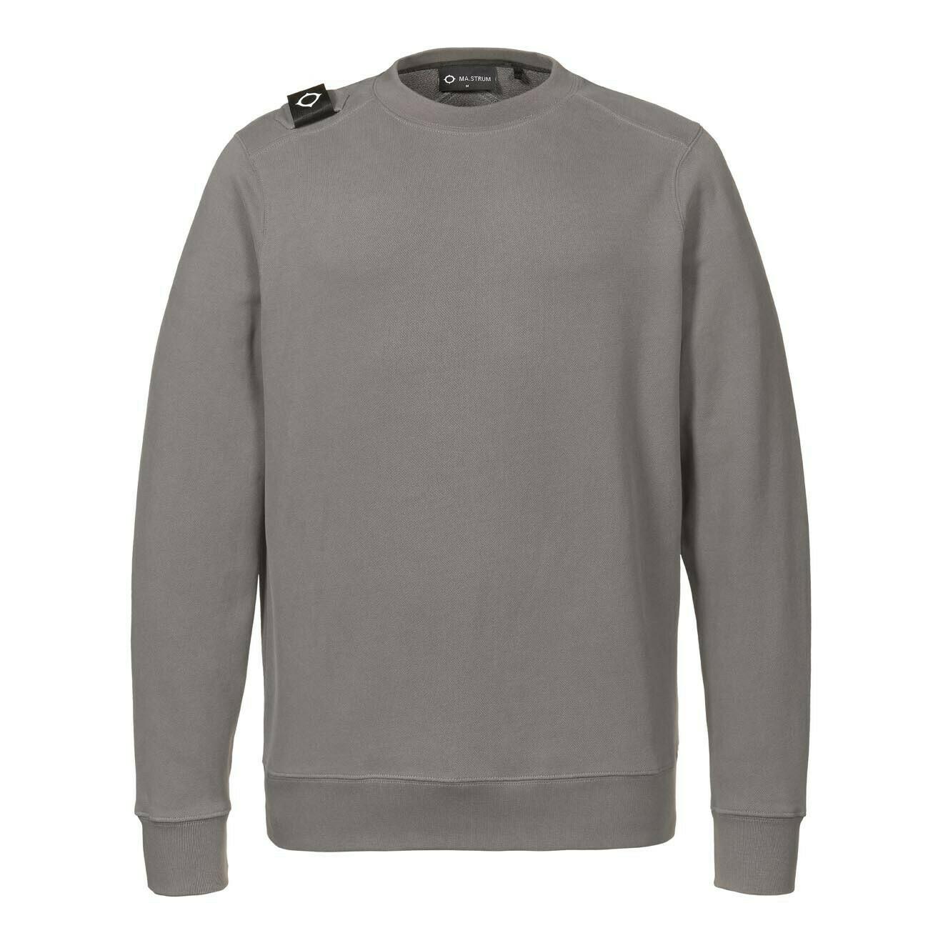 Mastrum   Sweater Core Crew   Dark Slate