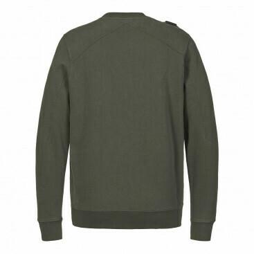 Mastrum | Sweater Core Crew | Oil Slick