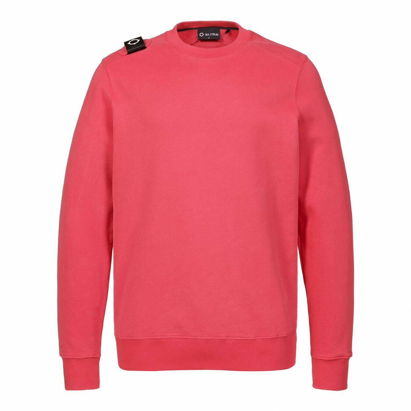Mastrum | Sweater Core Crew | Fuchsia