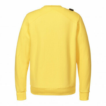 Mastrum | Sweater Core Crew | Citrus Yellow
