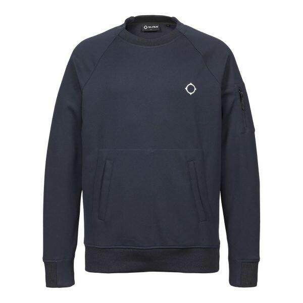 Mastrum | Tech Fleece Crew Sweater | Ink Navy