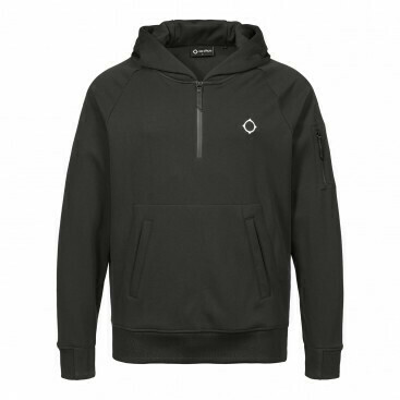 Mastrum | Tech Fleece Hoodie | Jet Black