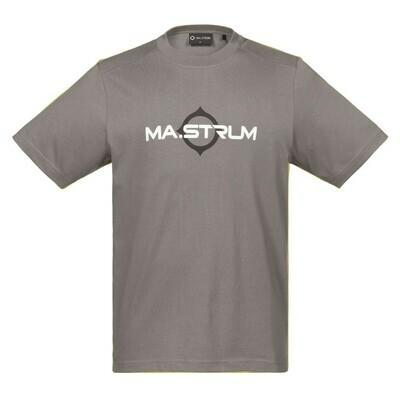 Mastrum | SS LOGO PRINT TEE | Dark Slate