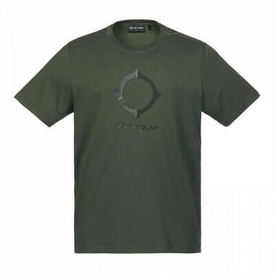 Mastrum | SS Distort Logo Tee | Oil Slick