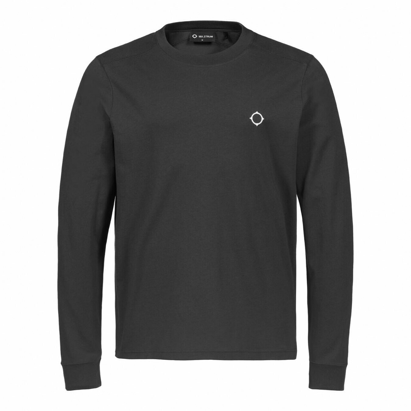 Mastrum | Ls Icon Tee | Jet Black