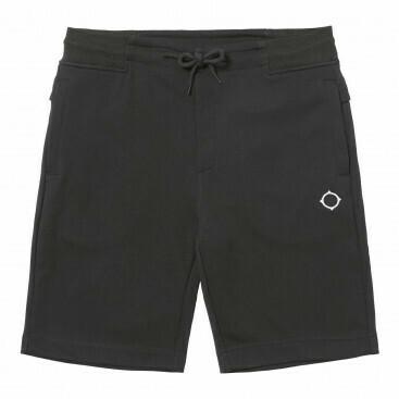 Mastrum | Tech Fleece Short | Jet Black