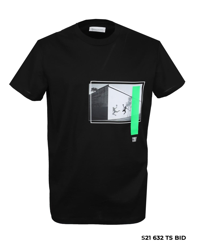 PMDS | T-Shirt BID | Black
