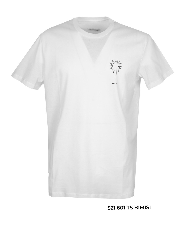 PMDS | T-Shirt Bimisi | White