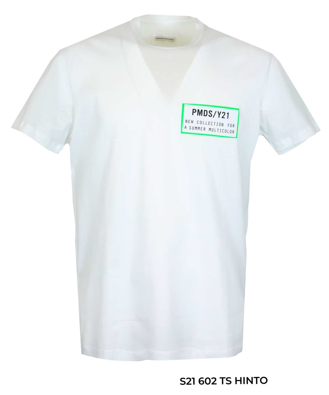 PMDS | T-Shirt Hinto | White